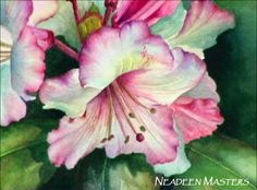Watercolors - If you love watercolors and wish to participate in this group, please join us. We love to share...