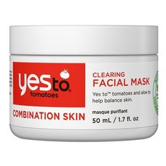Yes To Tomatoes Face Mask ($19) ❤ liked on Polyvore featuring beauty products, skincare, face care, face masks, beauty, fillers, makeup, tomatoes, moisturizing facial mask and hydrating facial mask