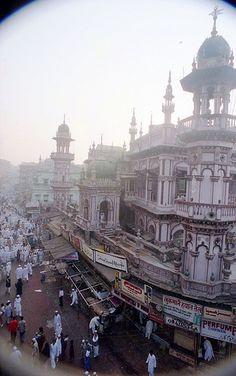 Minara Masjid 2002 Mumbai