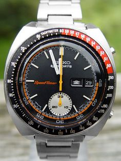 Seiko 5 Sport Speed-Timer 6139-6000