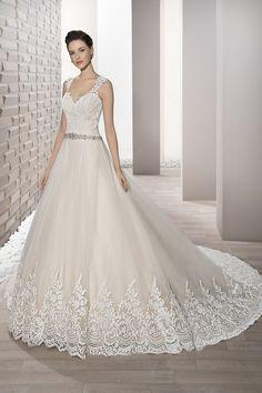 67b5b6b480ed Νυφικά Φορέματα Demetrios Collection - Style 678 Gorgeous Wedding Dress
