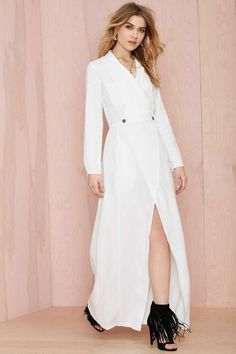 Stone Cold Fox Boston Wrap Dress | Shop Dresses at Nasty Gal