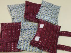 Little pillows for chemo patients with ports