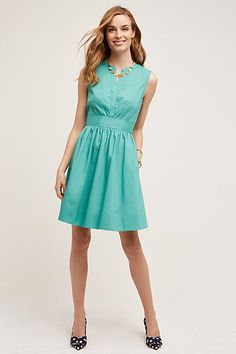 Adrian Shirtdress - anthropologie.com