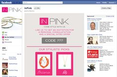 fashion facebook promotion tab