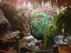 Kai Restaurant, Tiki Statues, Tiki Bar Decor, Gardens, Ideas, Outdoor Gardens, Thoughts, Garden, House Gardens