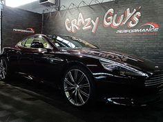 2012 Aston Martin Virage coupe V12  Tags: #2012 #AstonMartin #Virage #Coupe #V12