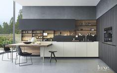 The New Modern Kitchen