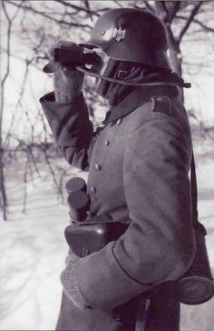 You are a Soldier German Soldiers Ww2, German Army, Military Photos, Military History, Luftwaffe, German Helmet, Germany Ww2, German Uniforms, German Fashion