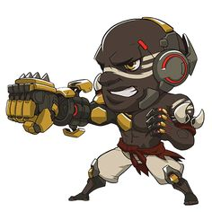 Character Sketches, Character Illustration, Character Design, Chibi Overwatch, Cartoon Characters, Fictional Characters, Caricature, Videogames, Arms