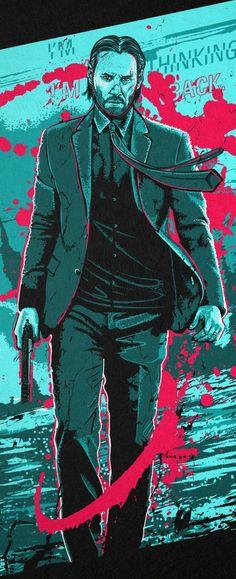 John Wick by Changethethought   XombieDIRGE