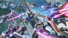 Gundam Battle Operation Next è disponibile da oggi!