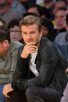 David Beckham is listed (or ranked) 1 on the list The Greatest Celebrity Hair (Men)