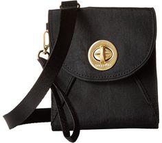 Baggallini Gold Athens RFID Crossbody Wallet Cross Body Handbags