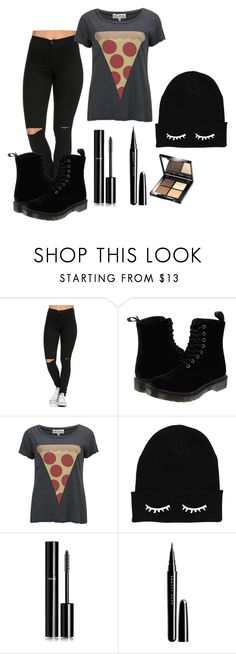 """""""Untitled #6"""" by keepsmileanna on Polyvore featuring beauty, Dr. Martens, Wildfox, Chanel, Marc Jacobs and Organic Glam"""