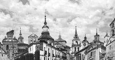 #AlcalaDeHenares y sus torres. Photo by @manuelrevilla57
