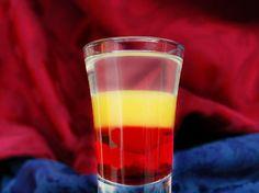 Bebidas para Halloween: Eclipse de vampiro