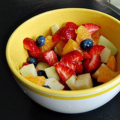 ffoodd:    fruit salad (by bourbonnatrixbakes)