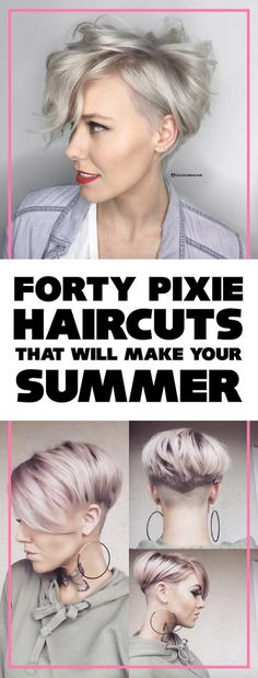40 Pixie Haircuts That Will Make Your Summer