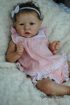 Reborn Baby Girl Doll - Saskia by Bonnie Brown Life Like Baby Dolls, Real Baby Dolls, Realistic Baby Dolls, Cute Baby Dolls, Baby Girl Dolls, Cute Baby Girl, Reborn Child, Reborn Baby Girl, Reborn Toddler