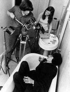 Check out David Cronenberg's 1967 anti-war comedy-horror student film, 'From the Drain' | Dangerous Minds