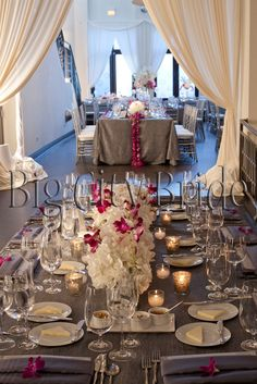 Dramatic decor! #beautiful draping #bigcitybride #chicagowedding  #chicagoweddings #chicago #wedding #weddings #weddingplanner #weddingplanners