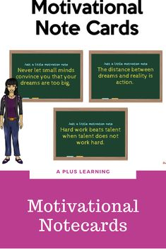 Small Minds, How To Stay Motivated, Note Cards, Work Hard, Dreaming Of You, Mindfulness, Notes, Positivity, Student