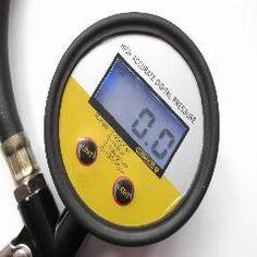 [ 19% OFF ] Digital Tire Inflation Gun Auto Air Inflator Gun Car Motorcycle Bicycle Tire Pressure Gauge