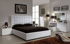 30 Awesome Photo of Affordable Bedroom Furniture . Affordable Bedroom Furniture 7 Spectacular Cute A Luxury White Bedroom Furniture, White Bedroom Set, Bedroom Furniture Sets, Bedroom Decor, Bedroom Ideas, Furniture Layout, Master Bedroom, Cheap Bedroom Sets, Stylish Bedroom