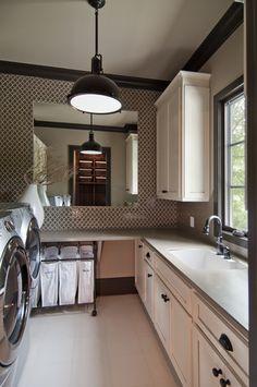 Laundry Room - traditional - laundry room - charlotte - by Plattner Custom Builders, LLC