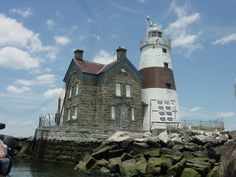 Execution Rocks: Spend the Night in one of America's Most Haunted Lighthouses
