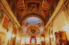 Crocifissi di Sicilia Calatabiano (CT) – Crocifisso ligneo di Giovanni Salvo D'Antonio – Altare maggiore della Chiesa Maria SS. Annunziata