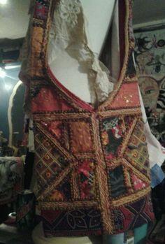 Purse Patchwork BOHO Hippie Vintage   HOBO Shoulder HandBag large mirrored #habdmadepatchwork #ShoulderBag