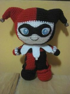 I made these Ninjago Amigurumi for a friend whos son just ...
