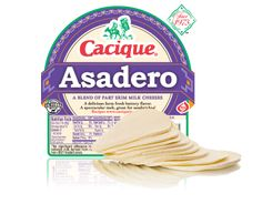 A creamy authentic Mexican cheese, made with part skim Grade A milk.  Pre-sliced, this is the perfect cheese for sandwiches and tortas and has a smooth melt that works great in dips. This cheese is proudly made in the U.S.