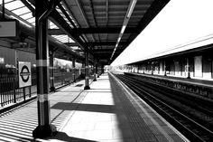 East London #overground #underground