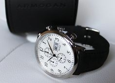 Armogan Spirit of St. Louis Chronograph