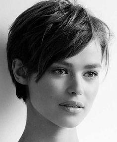 Pixie Kesim Saç