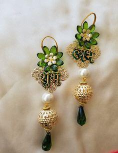 Items similar to Hanging Subh Labh on Etsy Diwali Decoration Items, Thali Decoration Ideas, Handmade Decorations, Diwali Craft, Diwali Rangoli, Handmade Rakhi Designs, Diwali Lantern, Rakhi Making, Diy And Crafts