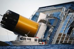 Costa Concordia captain shirks blame at Italy shipwreck appeal