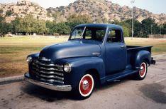 '53 Chevy pickup
