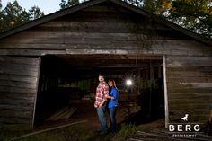 Shreveport Engagement session - Berg Photography