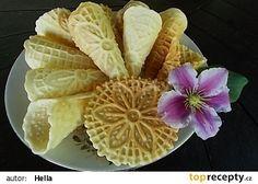 Kornoutky na zmrzlinu recept - TopRecepty.cz Snack Recipes, Snacks, Sweet Tooth, Chips, Food And Drink, Fruit, Ethnic Recipes, Pastries, Advent
