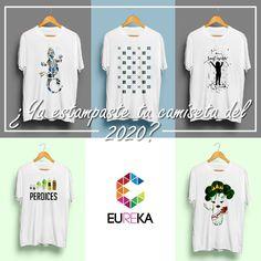 Utilizamos varias técnicas de personalización. ¡Pide tu camiseta ya! Eureka, más diseño, más alegría 3255278/ 3147908139 Pereira.