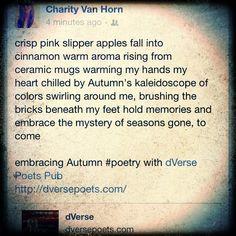 #autumn #poetry