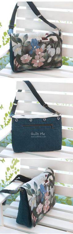 Quilted Tote Bags, Patchwork Bags, Handbag Tutorial, Japanese Bag, Diy Bags Purses, Work Handbag, Art Bag, Mk Handbags, Handmade Bags