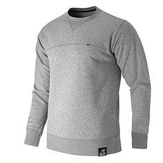 """""""New Balance Crew Neck Sweatshirt - Men's"""""""