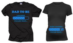 Maternity Tshirts Dad To Be Pregnancy Shirt Baby by maternitytees, $44.99