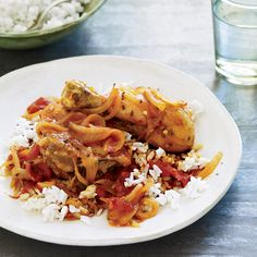 Alexandra Guarnaschelli's mother, Maria, the legendary cookbook editor at W.W. Norton, made a version of this lightly spicy dish when Guarnaschelli wa...