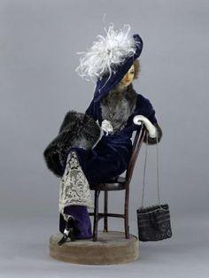 Figurine de mode | Paris Musées